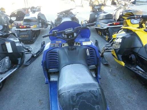 2000 Yamaha SRX 700 with Ohlins Photo 4 of 5