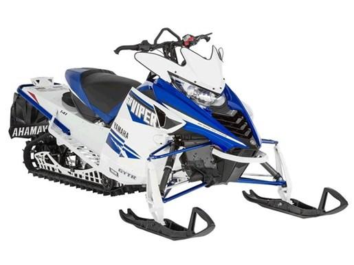 2016 Yamaha SRViper X-TX SE White / Yamaha Blue Photo 1 of 1