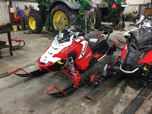 2015 Polaris 800 Switchback PRO-S 60th Anniversary LE Photo 1 of 3