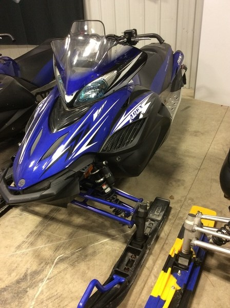 Yamaha apex ltx gt 2010 used snowmobile for sale in for Used yamaha apex for sale