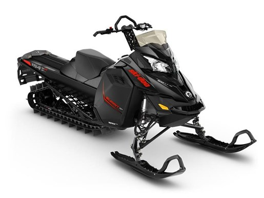 2016 Ski-Doo Summit SP E-TEC 800R 154 T3 Package Black Photo 1 of 1