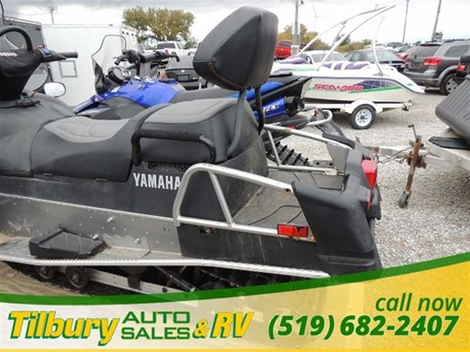 2012 Yamaha Viking Pro Photo 9 of 17