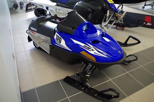 2017 Yamaha SRX120 Photo 1 of 7