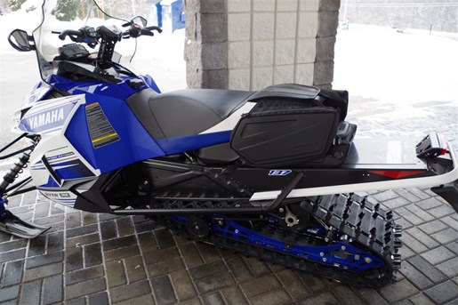 Yamaha Dealers Ontario >> Yamaha SR VIPER STX DX 137 2017 New Snowmobile for Sale in Midland, Ontario