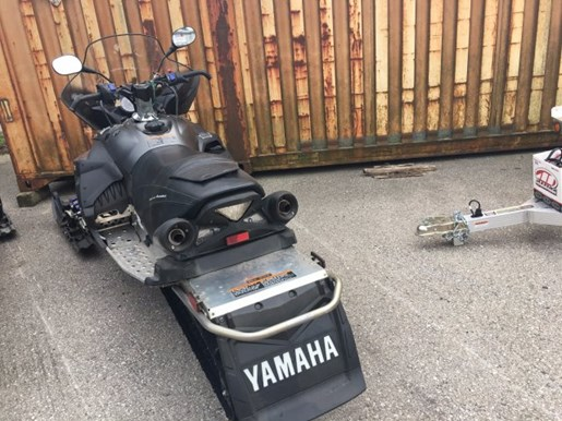 2016 Yamaha Vector XTX 1.75 Photo 2 of 3