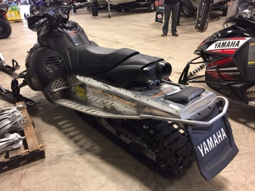 Used Yamaha Snowmobiles For Sale In Manitoba