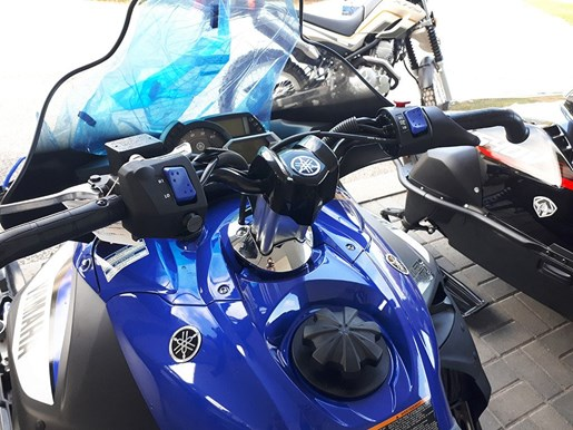 2017 Yamaha RS VECTOR X-TX 1.25 Photo 7 of 10