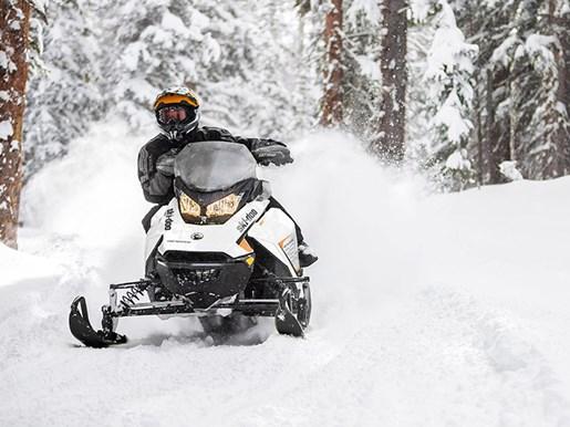2017 Ski-Doo Renegade® Adrenaline ROTAX® 850 E-TEC® White & Bla Photo 1 of 3