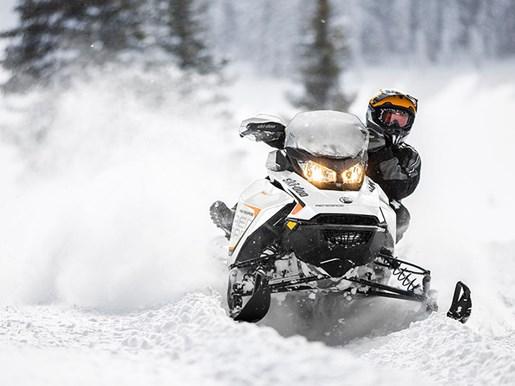 2017 Ski-Doo Renegade® Adrenaline ROTAX® 850 E-TEC® White & Bla Photo 3 of 3