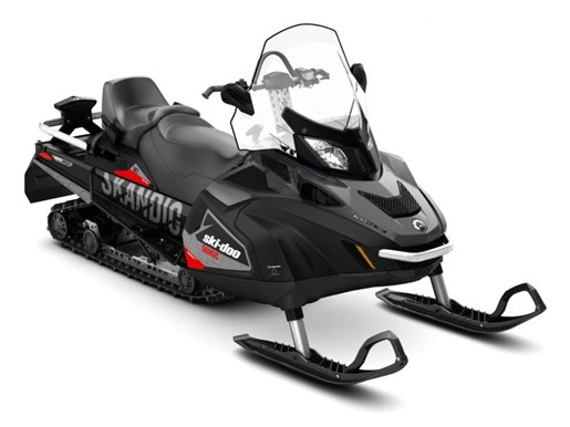 2017 Ski-Doo Skandic® WT ROTAX® 600 H.O. E-TEC® 1.5 REV-XU Photo 1 of 3