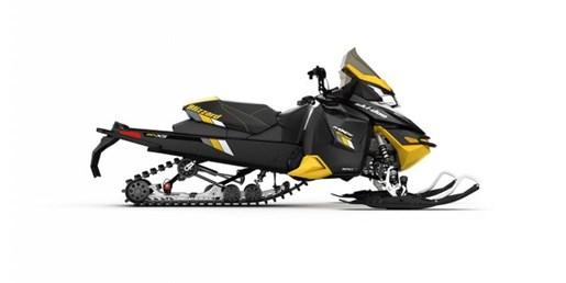 2017 Ski-Doo MXZ BLIZZARD 600 H.O. E-TEC Photo 1 of 10