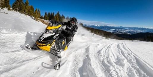 2017 Ski-Doo MXZ BLIZZARD 600 H.O. E-TEC Photo 2 of 10