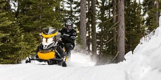 2017 Ski-Doo MXZ BLIZZARD 600 H.O. E-TEC Photo 3 of 10