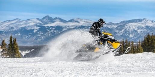 2017 Ski-Doo MXZ BLIZZARD 600 H.O. E-TEC Photo 5 of 10