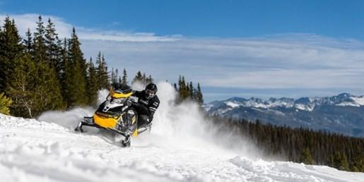 2017 Ski-Doo MXZ BLIZZARD 600 H.O. E-TEC Photo 7 of 10