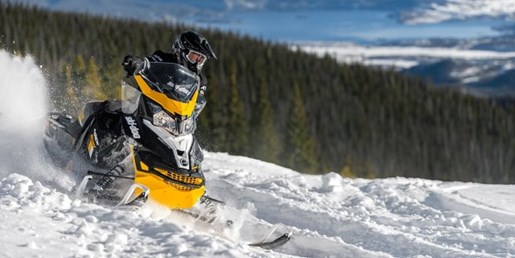 2017 Ski-Doo MXZ BLIZZARD 600 H.O. E-TEC Photo 8 of 10