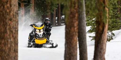 2017 Ski-Doo MXZ BLIZZARD 1200 4-TEC Photo 2 of 10