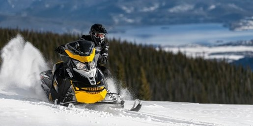 2017 Ski-Doo MXZ BLIZZARD 1200 4-TEC Photo 5 of 10
