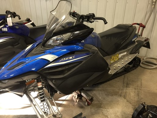 Yamaha apex xtx 2012 used snowmobile for sale in winnipeg for Used yamaha apex for sale