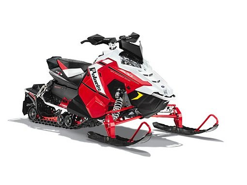 2015 Polaris 800 RUSH PRO-S 60th Anniversary LE Photo 1 of 2