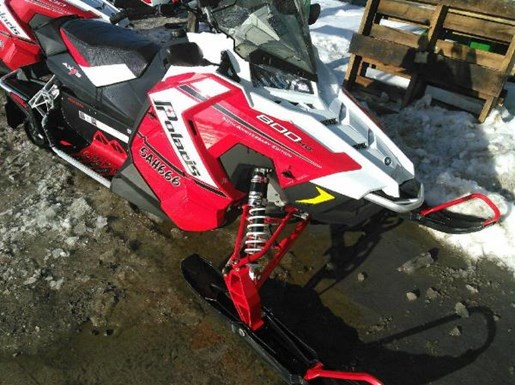 2015 Polaris 800 RUSH PRO-S 60th Anniversary LE Photo 2 of 2
