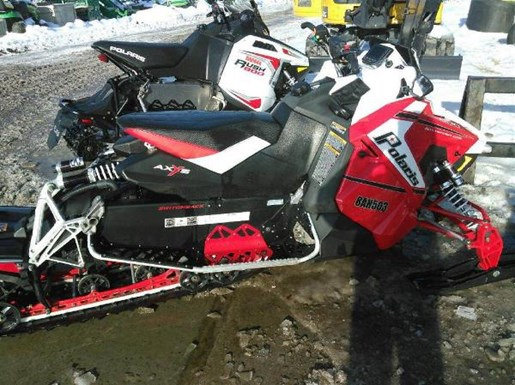 2015 Polaris 800 Switchback PRO-S 60th Anniversary LE Photo 2 of 2