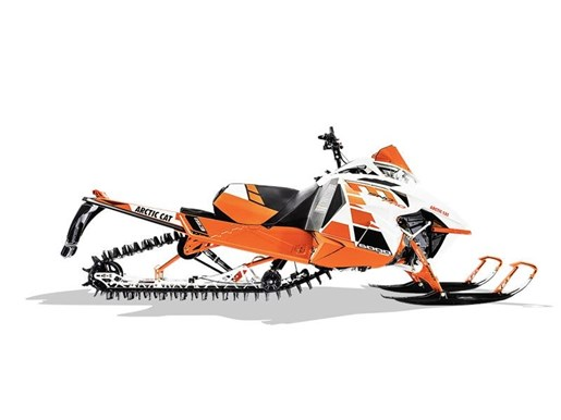 Arctic Cat M 8000 Sno Pro 153 Orange 2017 New Snowmobile ...