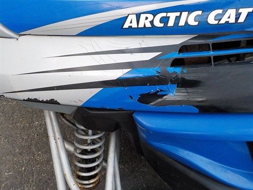 2009 Arctic Cat Z1 BEARCAT Photo 15 of 18