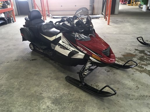 2011 Arctic Cat TZ1 TURBO TOURING Photo 1 of 10
