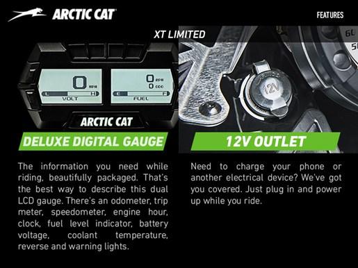 2017 Arctic Cat Pantera 7000 XT Limited Photo 2 of 4