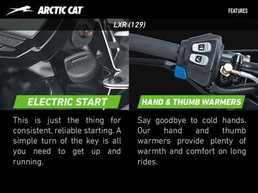 2017 Arctic Cat ZR 3000 LXR (129) Photo 3 of 4