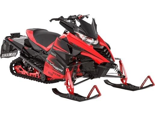2017 Yamaha SRViper L-TX SE Heat Red / Black Photo 1 of 1