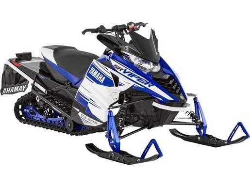 2017 Yamaha SRViper L-TX SE Yamaha Blue / White Photo 1 of 1