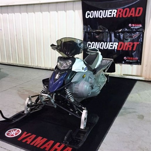 2007 Yamaha Phazer Photo 1 of 3