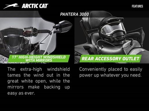 2017 Arctic Cat Pantera 3000 Photo 2 of 4