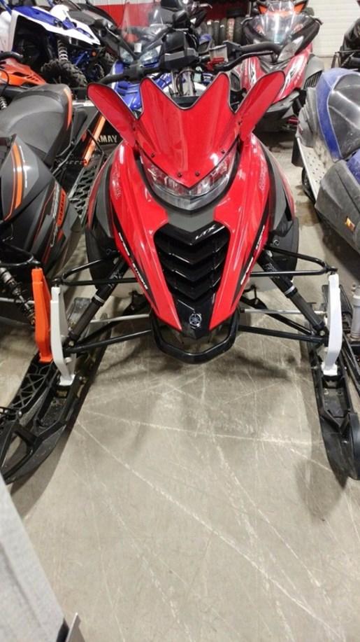 2015 Yamaha Viper LTX SE Photo 6 of 8