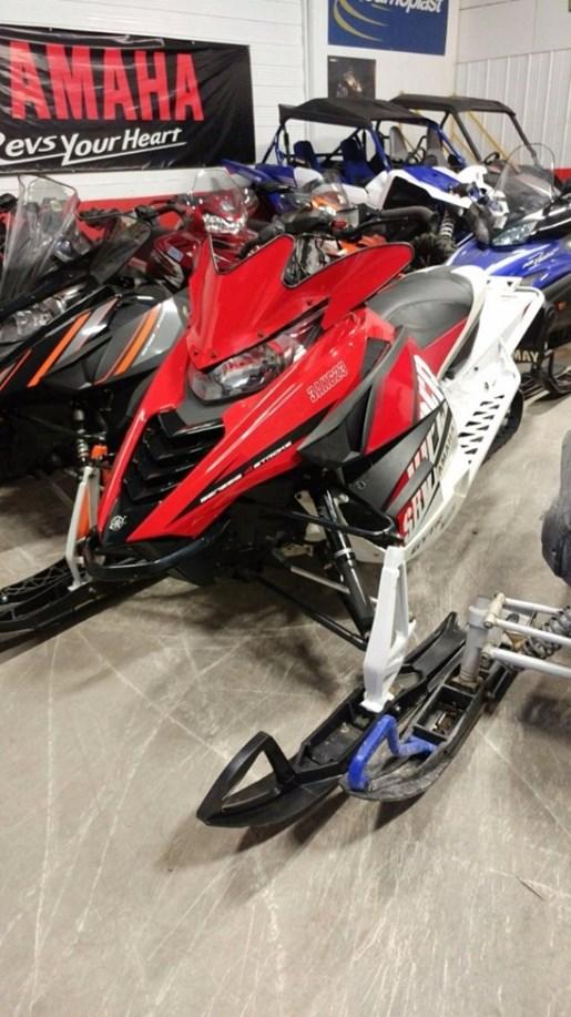 2015 Yamaha Viper LTX SE Photo 8 of 8