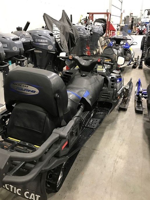Arctic Cat T660 2006 Used Snowmobile For Sale In Ste Adele  Quebec