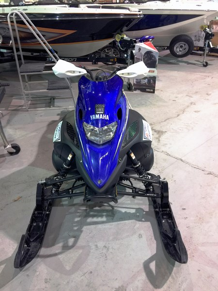 Yamaha Snowmobiles For Sale In Ontario