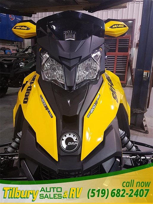 2013 Ski-Doo 800 RE-TEC Photo 1 of 8