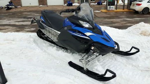 Yamaha apex xtx 2012 used snowmobile for sale in ellerslie for Used yamaha apex for sale