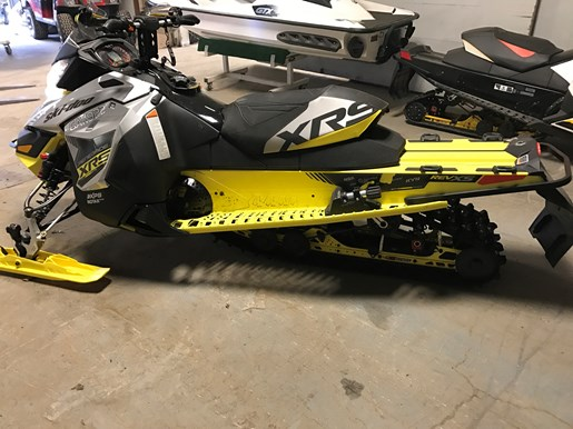 2016 Ski-Doo RENEGADE X-RS 800R E-TEC W/QAS Photo 1 of 12