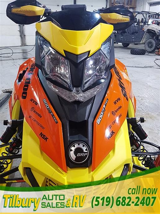 2015 Ski-Doo XRX 800 E-TEC Photo 3 of 10