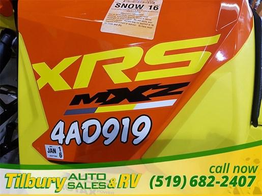 2015 Ski-Doo XRX 800 E-TEC Photo 8 of 10