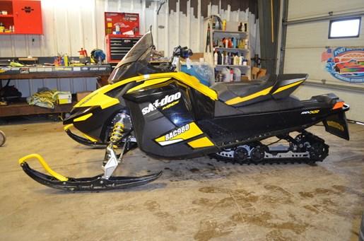 2012 Ski-Doo MX Z TNT 1200 Photo 9 of 9
