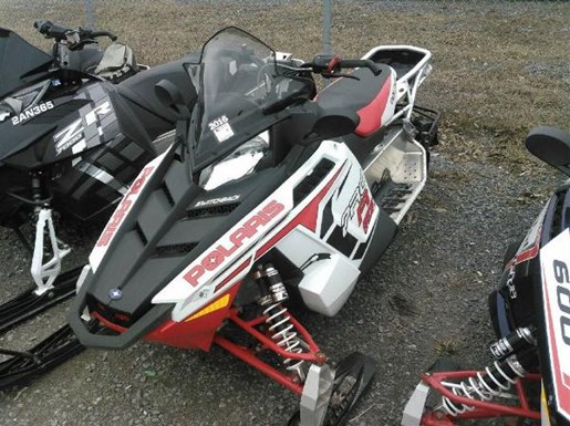 2012 Polaris 800 Switchback PRO-R Photo 1 of 2