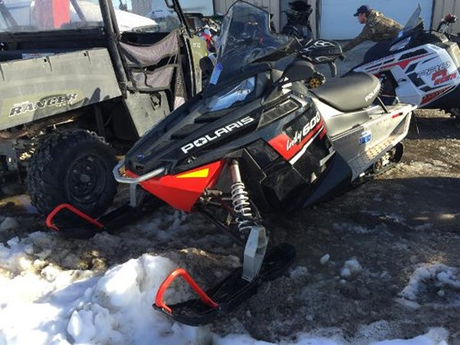 2013 Polaris 600 Indy SP Photo 1 of 2
