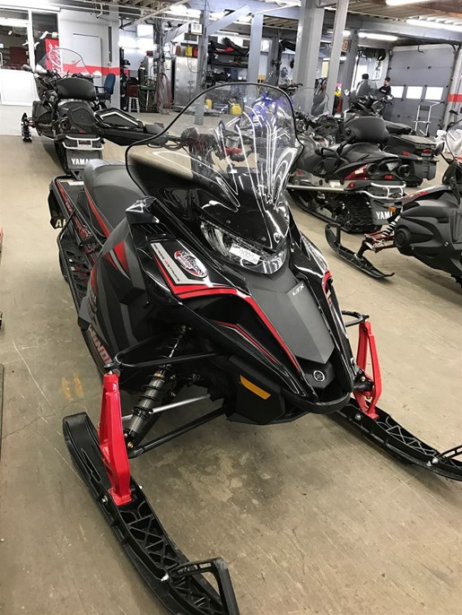 Yamaha sidewinder ltx deluxe 2017 used snowmobile for sale for Yamaha sidewinder for sale