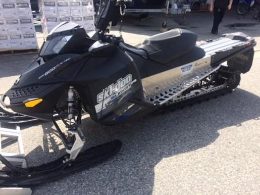 Yamaha ski doo summit 800r e tec 2011 used snowmobile for for 2011 yamaha snowmobiles for sale