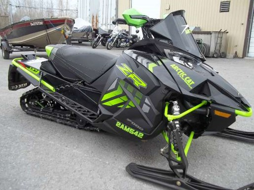 2017 Arctic Cat XF 9000 Cross Country Limited 137 Photo 1 of 4